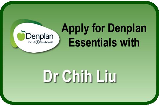 Dr Chih Liu's Denplan Essentials Page