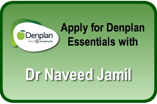 Visit Dr Jamil's Denplan Essentials Page