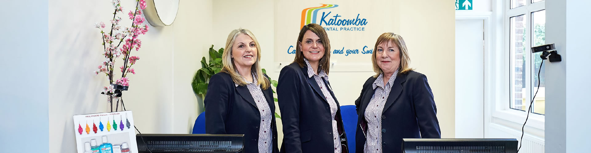 Katoomba Dental Practice Receptionists